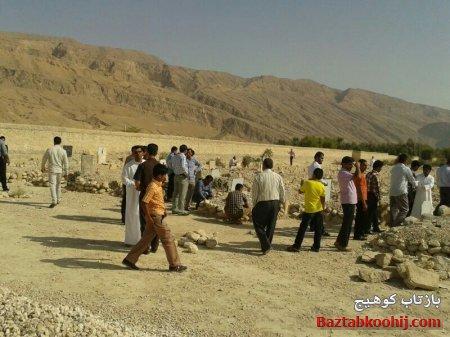 صفا و صمیمیت اهالی در روز عید قربان به روایت تصویر