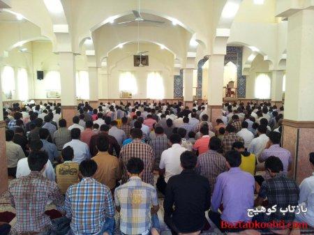 منبر جمعه این هفته با شیخ محمد بویه (هنگویه)
