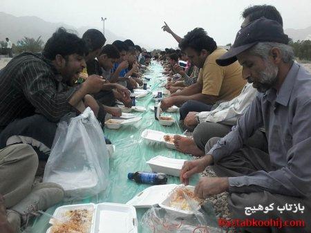 همایش پاکسازی و بهسازی بوستان شیخ سعید قاضی