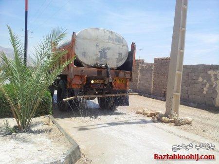 تکمیل پروژه آسفالت خیابان خلیج فارس
